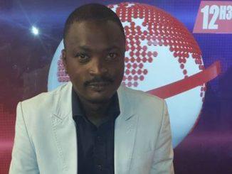 Baba ALPHA, journaliste à la télévision Bonferey de Niamey