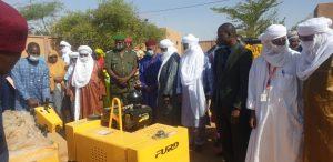 Agadez : le PP2E renforce les capacités des entreprises locales à travers sa composante 4 « Mesures contre le Covid-19 »